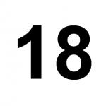 [C18] :: 18