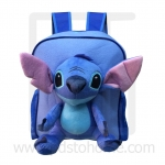 Preschool, Nursery school, Genuine Brand, Cartoon Backpack, lint, Stitch