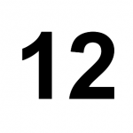 [C12] :: 12