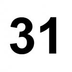 [C31] :: 31