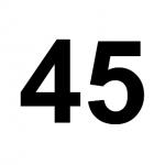 [C45] :: 45