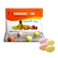 ลูกอมแบบเคี้ยวเสริมการแข็งตัว (Kamagra Chewable Tabs)