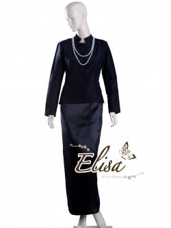Elisa - ชุดไทยจิตลดา กระโปรงลายไทย