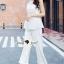 Seoul Secret Say's... Chic Chic Jumper Suit Elegant thumbnail 4