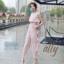 เสื้อผ้าแฟชั่นเกาหลี Normal Ally Present Boutique and classy new collection playsuit thumbnail 5