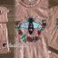 เสื้อผ้าแฟชั่นเกาหลี Seoul Secret Say's... Oranginaa Latte Leaf Lace Chic Set thumbnail 1