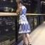 เสื้อผ้าแฟชั่นเกาหลี Normal Ally Present D.S.Y new collection dress thumbnail 5