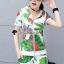 เสื้อผ้าแฟชั่นเกาหลี Seoul Secret Say's...Chic Chic Leaflet Sport Set thumbnail 7