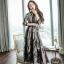 เสื้อผ้าแฟชั่นเกาหลี 2Sister Made, Korea Vintage Eastern Lady Dress thumbnail 1