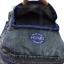 Jeans Denim Backpack, Vintage Style, Big Size thumbnail 4