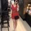 เสื้อผ้าแฟชั่นเกาหลี New Arrival …Don't Miss!! Normal Ally Present Boutique and classy playsuit thumbnail 1
