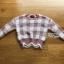 เสื้อผ้าแฟชั่นเกาหลี Lady Ribbon's Made Lady Cecil Tartan Weaves Knit Sweater thumbnail 6