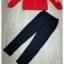 เสื้อผ้าแฟชั่นเกาหลี Sweet Bunny Present... Butterfly Jacket Warm 3 Pieces Set thumbnail 3