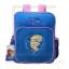 Preschool, Nursery school, Genuine Brand, Cartoon Backpack, lint, Elsa Deep Blue thumbnail 1