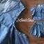 Seoul Secret Say's...Chic Blue Cotty Set thumbnail 4