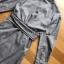 เสื้อผ้าแฟชั่นเกาหลี Lady Ribbon's Made Lady Smart Chic Twist Ribbon Shirt Dress thumbnail 12