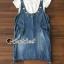 Seoul Secret Say's...Star pendant T-shirt Splitty Skirt Bibby Set thumbnail 4