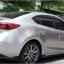 เสาอากาศครีบฉลาม Mazda 3 ทรงศูนย์ สีเงิน Aluminum Metallic thumbnail 2