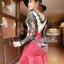 เสื้อผ้าแฟชั่นเกาหลี Lady Ribbon's Made Lady Lizzy Sassy Sultry Set thumbnail 3