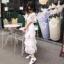เสื้อผ้าแฟชั่นเกาหลี New Arrival … Don't Miss!! Normal Ally Present Embroider flower W.L new collection dress thumbnail 6