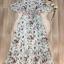 เสื้อผ้าแฟชั่นเกาหลี Lady Ribbon Thailand Morning Posh Present D.S.Y brand new collection maxi dress thumbnail 3