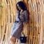 เสื้อผ้าแฟชั่นเกาหลี New Arrival .. Don't Miss!! Normal Ally Present Classy and Boutique lace dress thumbnail 2