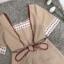 เสื้อผ้าแฟชั่นเกาหลี Normal Ally Present Embroider Mini Heart Chic playsuit thumbnail 7