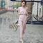 เสื้อผ้าแฟชั่นเกาหลี Normal Ally Present Boutique and classy new collection playsuit thumbnail 2