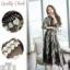 เสื้อผ้าแฟชั่นเกาหลี 2Sister Made, Korea Vintage Eastern Lady Dress thumbnail 2