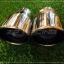 ปลายท่อ 100 mm Silver CX-3 thumbnail 3