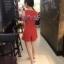เสื้อผ้าแฟชั่นเกาหลี New Arrival …Don't Miss!! Normal Ally Present Boutique and classy playsuit thumbnail 5