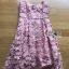 เสื้อผ้าแฟชั่นเกาหลี Lady Ribbon's Made Lady Alisa Baby Pink Guipure Lace Single Dress thumbnail 8