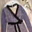 เสื้อผ้าแฟชั่นเกาหลี New Arrival .. Don't Miss!! Normal Ally Present Classy and Boutique lace dress thumbnail 7