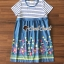Seoul Secret Say's... Gene Streak Lace Colorful Dress thumbnail 5