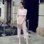 เสื้อผ้าแฟชั่นเกาหลี Normal Ally Present Boutique and classy new collection playsuit thumbnail 1
