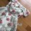 เสื้อผ้าแฟชั่นเกาหลี Lady Ribbon's Made Lady Erin Off-Shoulder Pink Flower Embroidered Tulle Mini Dress thumbnail 10