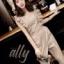 เสื้อผ้าแฟชั่นเกาหลี New arrival ..Don't Miss!! Normal Ally Present Boutique and Classy new collection playsui thumbnail 6