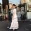 เสื้อผ้าแฟชั่นเกาหลี New Arrival .. Don't Miss!! Present Princess lace with Diamond thumbnail 4
