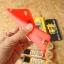 เคสหมีบราวน์ภาพ 3D พร้อมสายคล้องข้อมือ A37 thumbnail 5