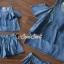 Seoul Secret Say's...Chic Blue Cotty Set thumbnail 5