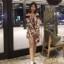 เสื้อผ้าแฟชั่นเกาหลี New Arrival … Don't Miss Normal Ally Present K.S new collection 2018 playsuit thumbnail 5