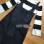 เสื้อผ้าแฟชั่นเกาหลี Lady Ribbon's Made Lady Victora Minimal Chic Striped Blue and Belted Overall Jumpsuit Set thumbnail 10