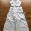 เสื้อผ้าแฟชั่นเกาหลี Lady Ribbon's Made Lady Emma Traveler Minimal Cotton Jumpsuit thumbnail 6