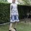 เสื้อผ้าแฟชั่นเกาหลี Normal Ally Present D.S.Y new collection dress thumbnail 3