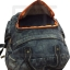 Jeans Denim Backpack, Travel, Leisure, Vacation Rucksack, 2 handle thumbnail 12