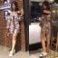 เสื้อผ้าแฟชั่นเกาหลี New Arrival … Don't Miss Normal Ally Present K.S new collection 2018 playsuit thumbnail 2