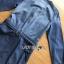 เสื้อผ้าแฟชั่นเกาหลี Lady Ribbon's Made Lady Sarah Street Chic Denim Shirt Dress with Ribbon-Belt thumbnail 9