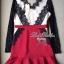 เสื้อผ้าแฟชั่นเกาหลี Lady Ribbon's Made Lady Lizzy Sassy Sultry Set thumbnail 4