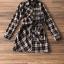 เสื้อผ้าแฟชั่นเกาหลี Lady Ribbon Thailand Seoul Secret Say's...Dress Scott Red&Black Style Korea thumbnail 3