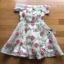 เสื้อผ้าแฟชั่นเกาหลี Lady Ribbon's Made Lady Erin Off-Shoulder Pink Flower Embroidered Tulle Mini Dress thumbnail 14